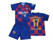 FC Barcelona Fanshirt & Shorts GRIEZMANN kinder boys trikot 2019/20