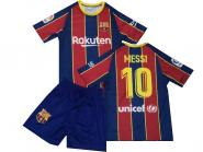 FC Barcelona Fanshirt & Shorts MESSI kinder boys trikot 2020/21