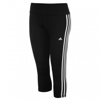 adidas Damen 3/4  Leggings Traininghose Fitnesshose
