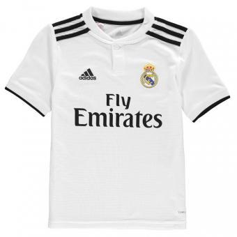 adidas Real Madrid Home trikot Shirt kinder2018/19