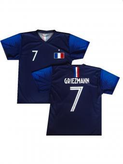France Griezmann Fanshirt trikot shirt
