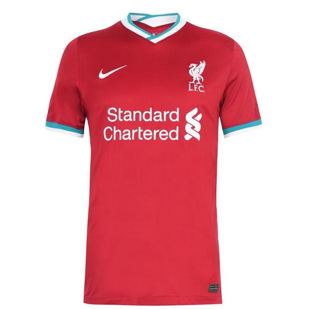 FC Liverpool Nike Herren Home Trikot 2020/21
