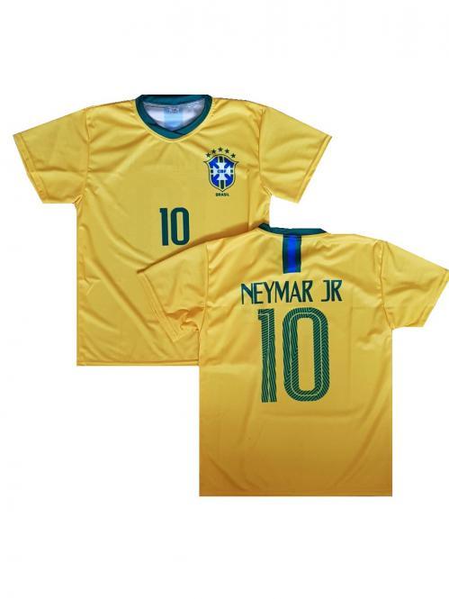 Brasilien Brasil Fanshirt Neymar Kinder & herren trikot