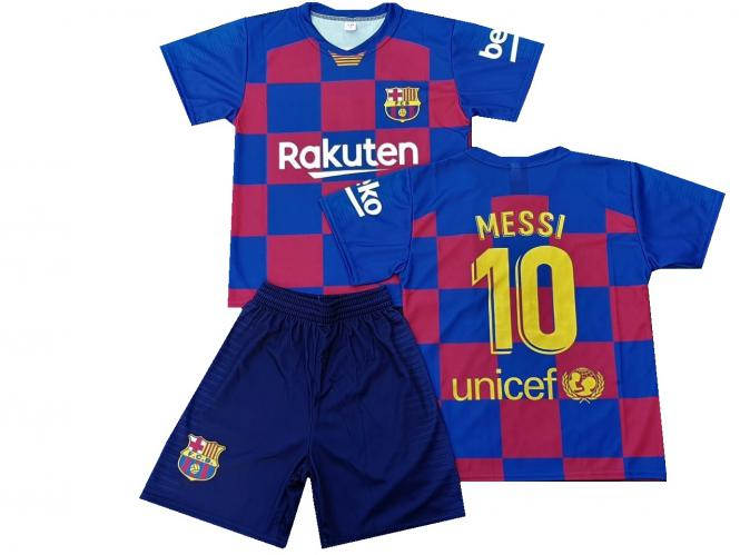 FC Barcelona Fanshirt & Shorts MESSI kinder boys trikot 2019/20
