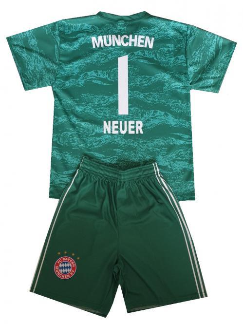 FC Bayern Munchen Fanshirt & shorts Neuer kinder