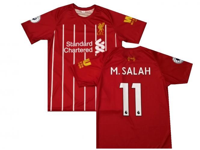 Liverpool Fantrikot trikot shirt SALAH kinder Herren