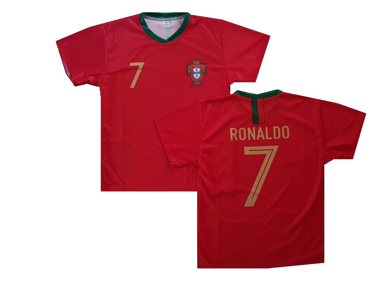 OXID eShop 4 | Portugal Fanshirt trikot Ronaldo 2019